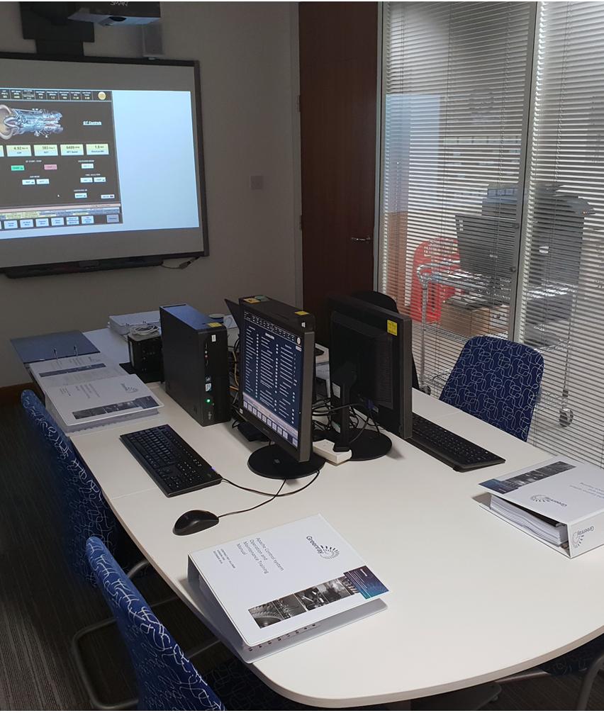 Gas Turbine Fundamentals Training Class for Turbine Operators