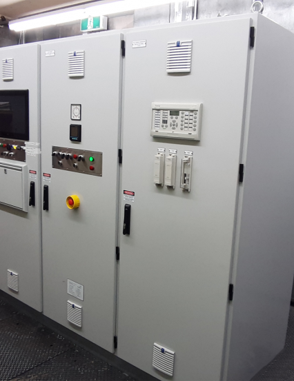 Avon EAS1 Control and Fuel System Upgrade in Australia