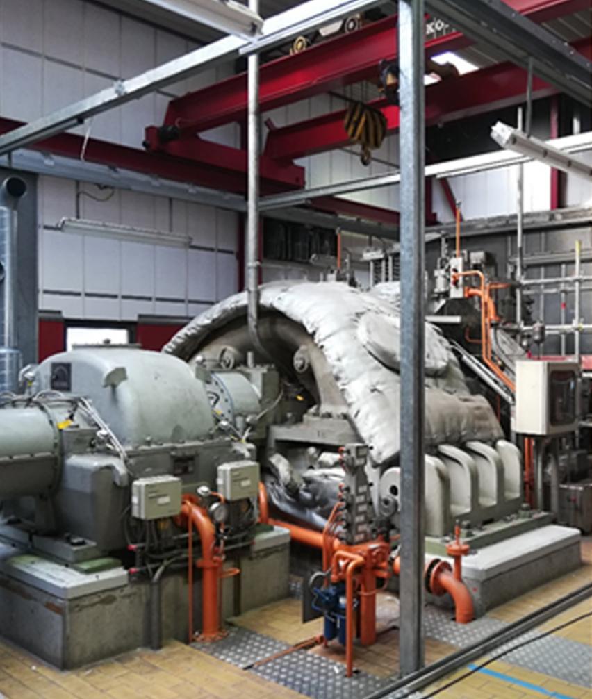 biomass plant in Denmark