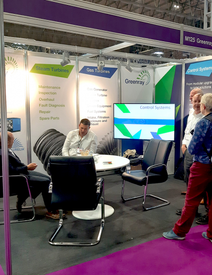 Greenray Success at the RWM Exhibition 2019